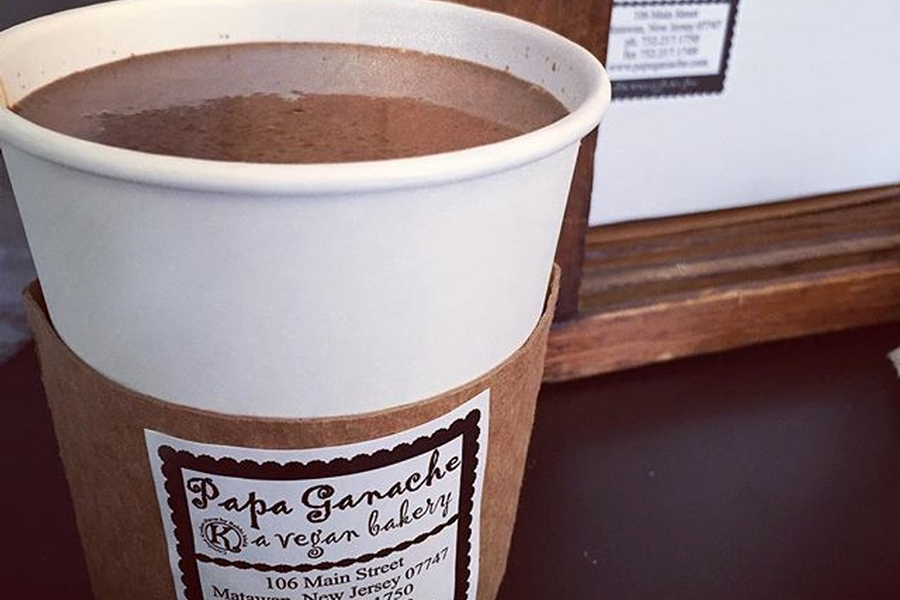 Vegan Soy Hot Chocolate