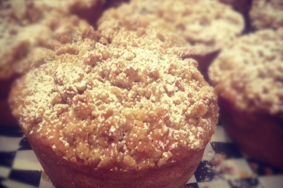 French Toast Muffin